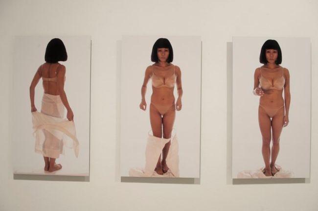 Otras obras de la exposición Albur de Amor.
